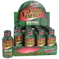 5-Hour Energy Extra Strength Strawberry Watermelon /12
