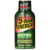 5-Hour Energy Extra Strength Strawberry Watermelon (Samples)