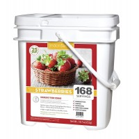 Lindon Farms 168 Servings Freeze Dried Strawberries