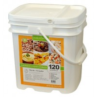 Lindon Farms 120 Servings Entree Bucket 25 yr Shelf Life