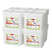 Lindon Farms 2880 Serving Breakfast/Lunch/Dinner Emergency Food Storage