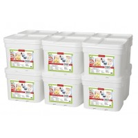 Lindon Farms 4320 Serving Breakfast/Lunch/Dinner Emergency Food Storage