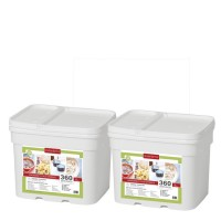 Lindon Farms 720 Serving Breakfast/Lunch/Dinner Emergency Food Storage