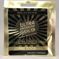 Ultra Enhanced Gold Extra Strength Herbal Relaxation Extract Caps(2)