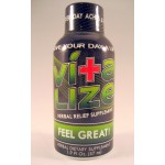 Vitalize - Herbal Relief Supplement Feel Great / Sugar Free / Fat Free / Zero Calorie (12)