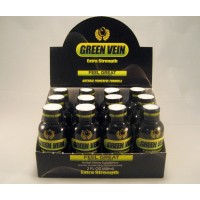 Green Vein Extra Strength - Natural Powerful Formula - Feel Great!
