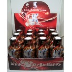 K Chill – Red Hush Relaxation Shot - Aches and Pain Relief (12) | Drink. Relax. Be Happy