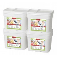 Lindon Farms 1440 Serving Breakfast/Lunch/Dinner Emergency Food Storage