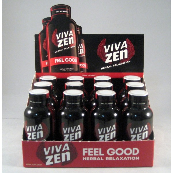 Vivazen - Natural Pain Relief for Muscle & Body - Original Formula
