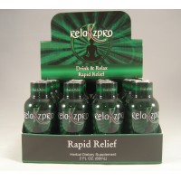 RelaKzpro - Relaxation in a Bottle - Rapid Relief - Awesome Results
