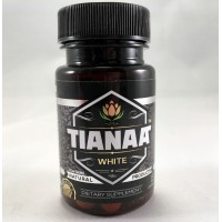 Tianaa White - an effective and distinctive Kratom alternative - the gold standard in quality (15-531mg)