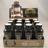 Ultra Enhanced Gold 3X - Herbal Supplement - Triple Strength