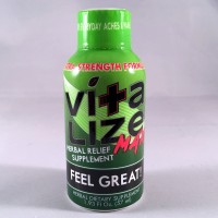 VitalizeMAX - Herbal Relief Supplement - Extra Strength Formula (Samples)