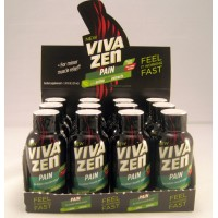 Vivazen Pain - with Active Plus Extracts - Natural Pain Relief for Muscle & Body