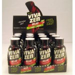 New Vivazen Relax - with Active Plus Extracts - Feel Actively Calm & Relaxed