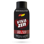 New Vivazen 2.0 Feel Good Relief - Natural Pain Relief for Muscle & Body
