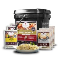 Wise Foods 84 Serving MRE Grab N Go Bucket