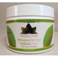 Herbalogix Maeng Da Gold Powder 150gm Bottle