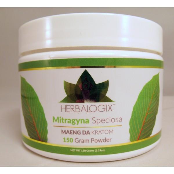 Herbalogix Maeng Da Gold Powder 150gm Bottle (New!)