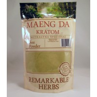 Remarkable Herbs 100% All Natural Maeng Da Powder (8oz)