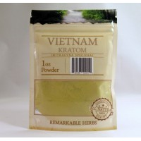 Remarkable Herbs 100% All Natural Vietnam Powder (1oz)