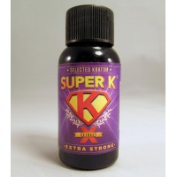 Super K - Extract - Extra Strong - Hand Crafted Artisan Extract (1ea)