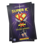 Super K - Extract - Extra Strong - Hand Crafted Artisan Extract (1ea) (New)