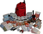 Guardian Deluxe Survival Kit with Food