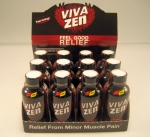 Vivazen 2.0 Feel Good Relief - Natural Pain Relief for Muscle & Body