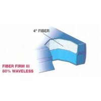 DreamWeaver Fiber Firm III 80% Waveless Waterbed Replacement Mattress