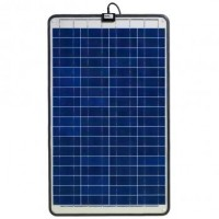GANZ Eco-Energy Semi-Flexible Solar Panel - 40W