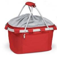 Picnic Time Metro Basket Red