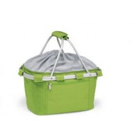 Picnic Time Metro Basket Lime Green