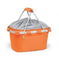 Picnic Time Metro Basket Orange