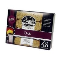 Bradley Oak Bisquettes (48 Pack)