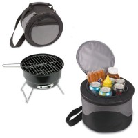 Caliente - Black w/Gray Portable Grill