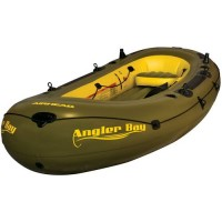 AIRHEAD ANGLER BAY Inflatable Boat 6 Person