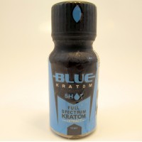 Blue Kratom - Full Spectrum Kratom Extract - Extra Strong Tripple Shot (Sample)(1ea)