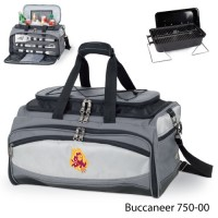 Arizona State Printed Buccaneer Cooler Grey/Black