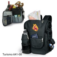Arizona State Printed Turismo Tote Black