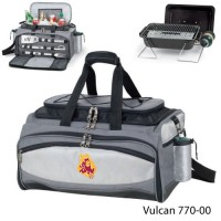 Arizona State Printed Vulcan BBQ grill Grey/Black