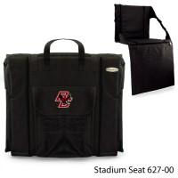 Boston College Printed Stadium Seat Black