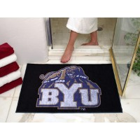 Brigham Young University All-Star Rug