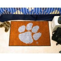 Clemson University Starter Rug