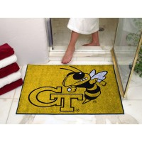 Georgia Tech All-Star Rug