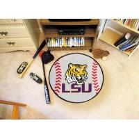 Louisiana State University Baseball Rug