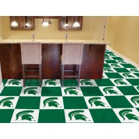 Michigan State University Carpet Tiles