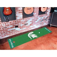 Michigan State University Golf Putting Green Mat