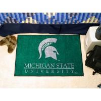 Michigan State University Starter Rug