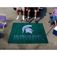 Michigan State University Tailgater Rug